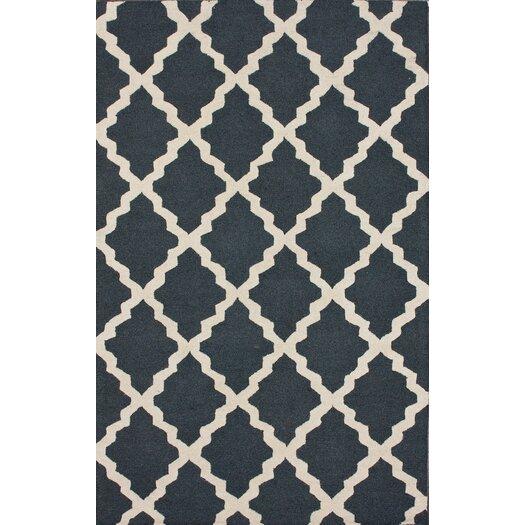 nuLOOM Moderna Charcoal Moroccan Trellis Area Rug