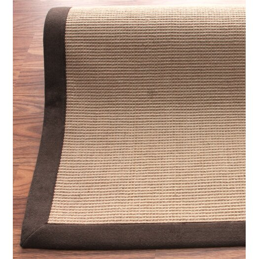 nuLOOM Natura Jute Brown Area Rug