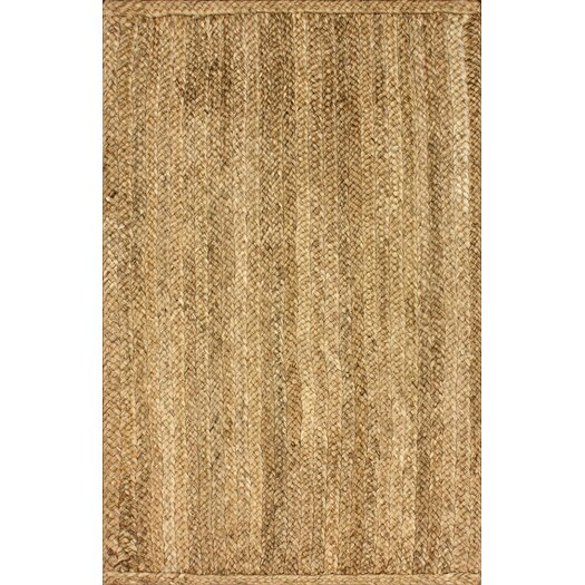 nuLOOM Natura Herington Brown Area Rug