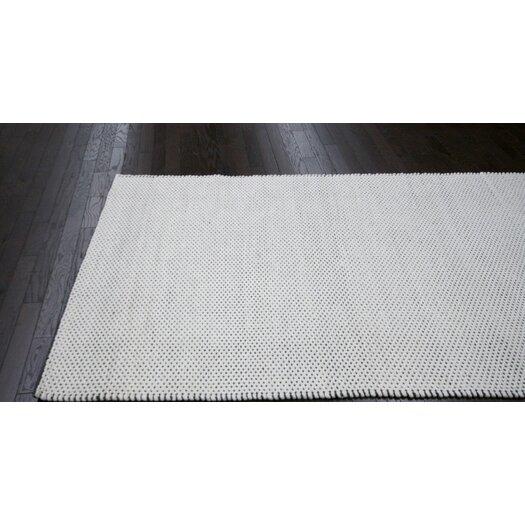 nuLOOM Texture White Gangol Area Rug
