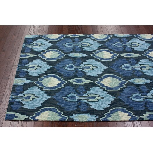 nuLOOM Pop Charcoal Talis Area Rug