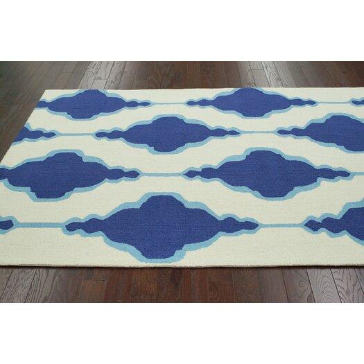 nuLOOM Trellis Blue Mia Area Rug