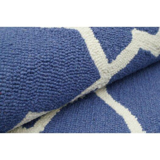 nuLOOM Trellis Regal Blue Neela Area Rug