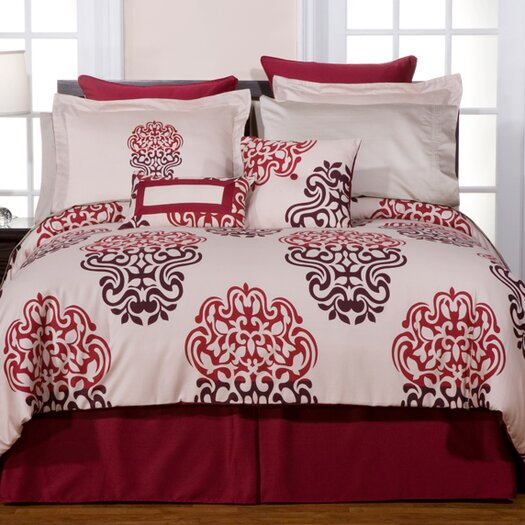 Pointehaven Luxury 9 Piece Comforter Set