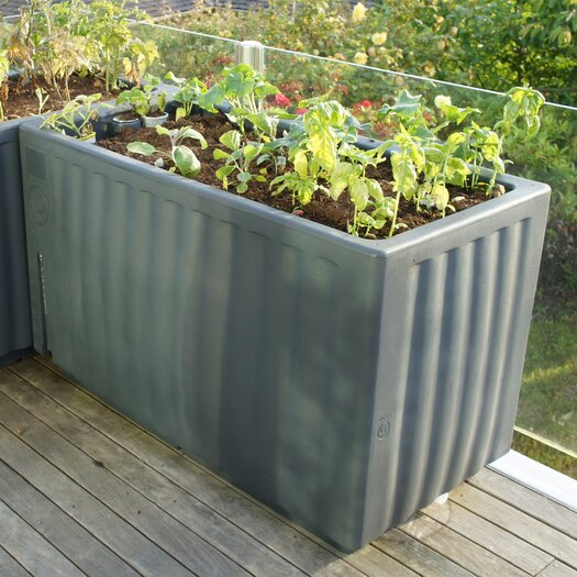 Urban P Rectangle Patch Planter