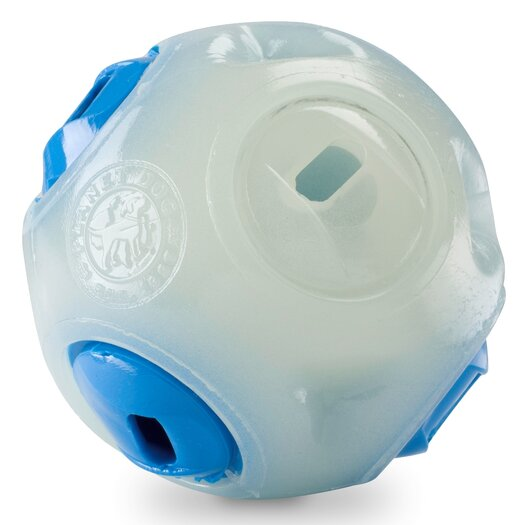 Planet Dog Orbee Tuff Whistle Ball Dog Toy