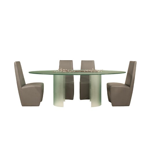 Star International Glacier Dining Table