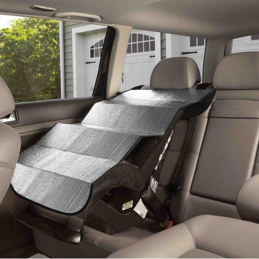 Parent Units Sun Shield Baby Car Seat Cover