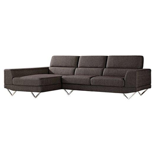 DG Casa Morgan Left Sectional Sofa