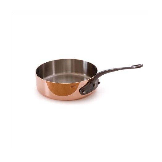 Mauviel M'héritage Cuprinox Saute Pan