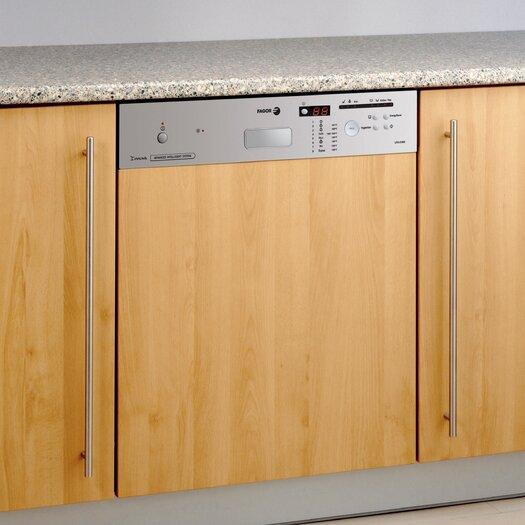"Fagor 23.43"" Built-In Dishwasher"
