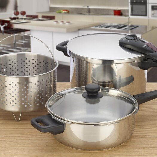 Fagor Splendid Multi-Pressure Cooker