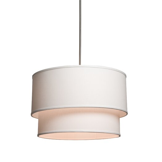 Artcraft Lighting Mercer Street 3 Light Drum Pendant