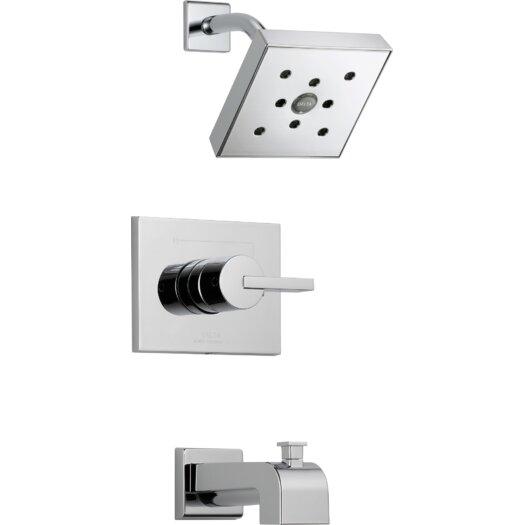Delta Vero 14 Series Diverter Tub and Shower Faucet Trim