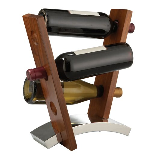Nambe Joust Wine Rack
