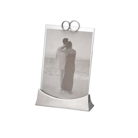 Nambe Forever Picture Frame