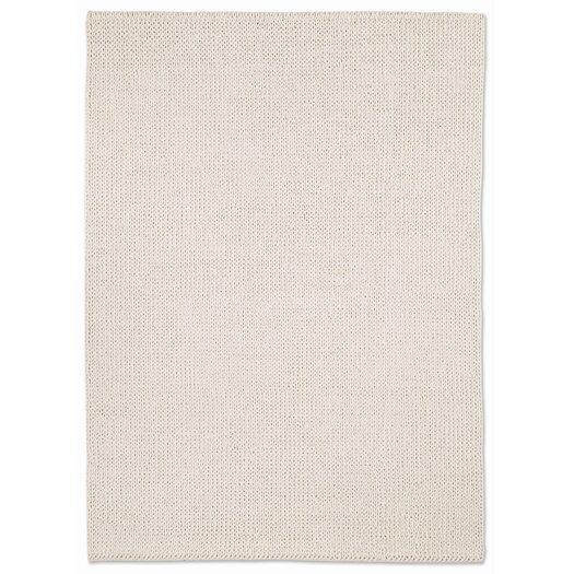 Gandia Blasco Wool Punto Ivory Area Rug