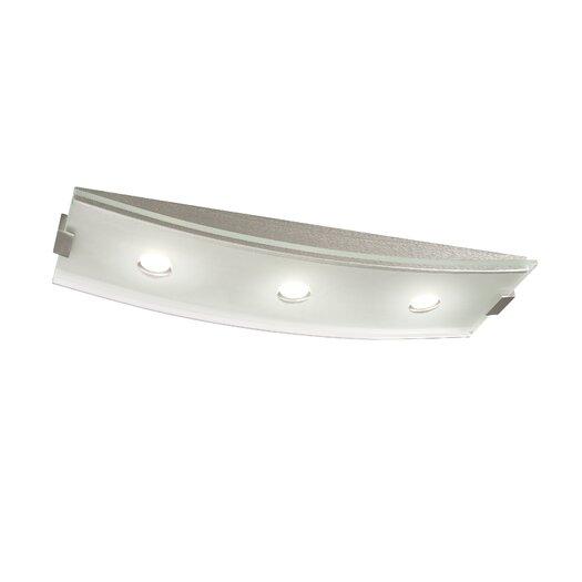 Philips Consumer Luminaire Altena 3 Light Flush Mount