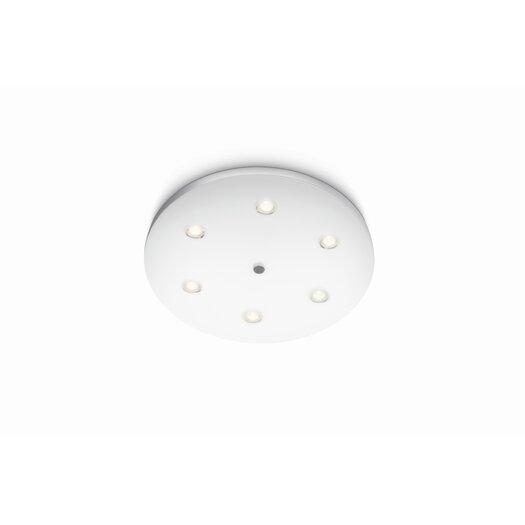 Philips Consumer Luminaire Ledino 6 Light Ceiling Lamp
