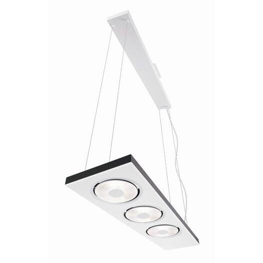 Philips Consumer Luminaire Circulis 3 Light Pendant