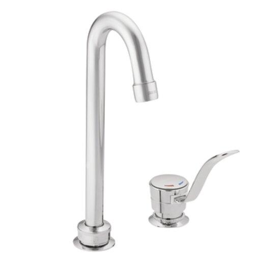 Moen Commercial Single Handle Widespread Bar Faucet