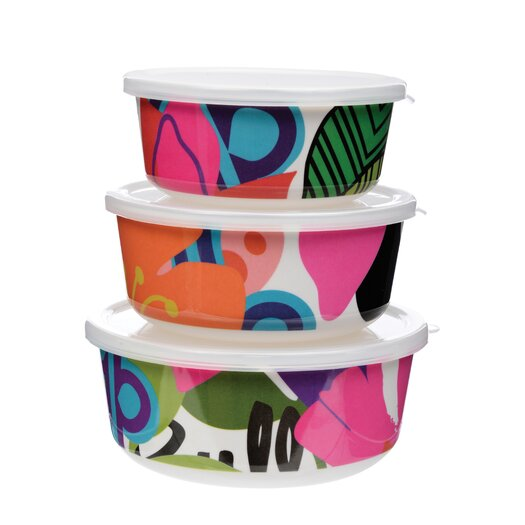 Oasis 3-Piece Storage Container Set
