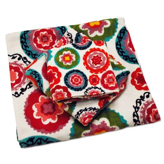 Susani Printed Bath Towel
