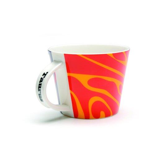 French Bull Taurus Porcelain Mug