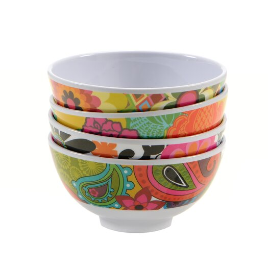 French Bull Floral Mini Bowl