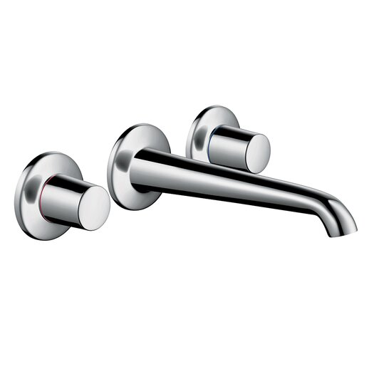 Hansgrohe Axor Bouroullec Widespread Wall Mounted Faucet
