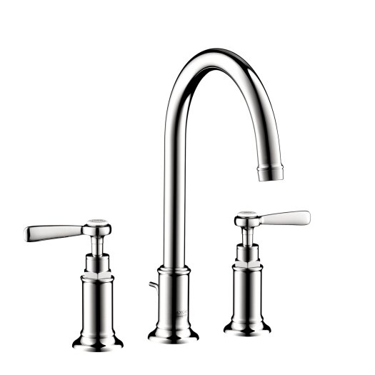 Hansgrohe Axor Montreux Widespread Faucet with Lever Handle