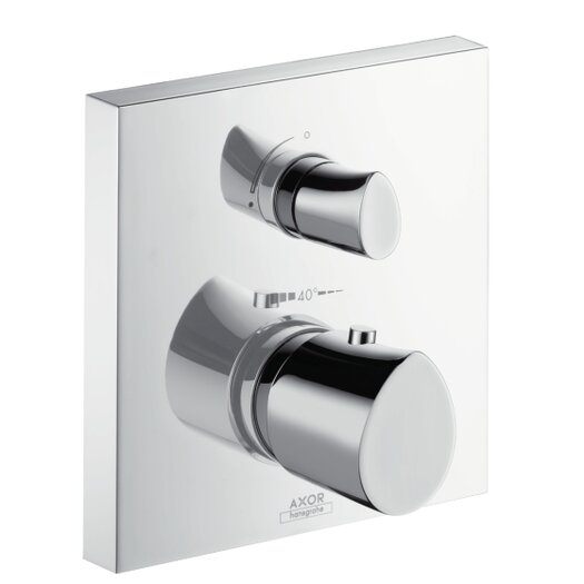 Hansgrohe Axor Starck Organic Thermostatic with Volume Control
