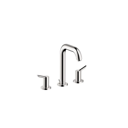 Hansgrohe Focus Widespread Bathroom Faucet with Double Lever Handles