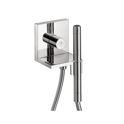 Hansgrohe Axor Starck Handshower with Wall Outlet and Holder