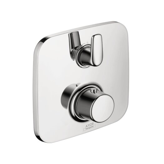 Hansgrohe Axor Bouroullec Thermostatic with Volume Control and Diverter