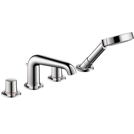 Hansgrohe Axor Bouroullec 4 Hole Roman Tub Set