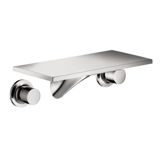 Hansgrohe Axor Massaud Widespread Wall Mounted Faucet