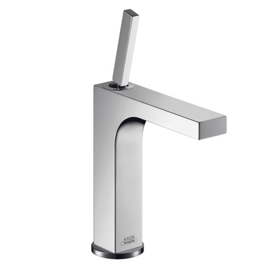 Hansgrohe Axor Citterio Single Handle Bathroom Sink Faucet