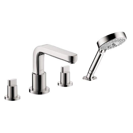 Hansgrohe Metris Double Handle Deck Mount Roman Tub Faucet Trim Knob Handle