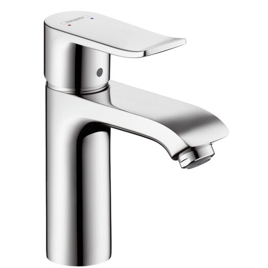 Hansgrohe Metris 110 Single Handle Bathroom Sink Faucet