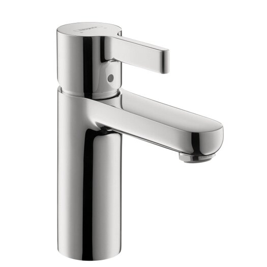 Hansgrohe Metris Single Hole Bathroom Faucet with Single Handle
