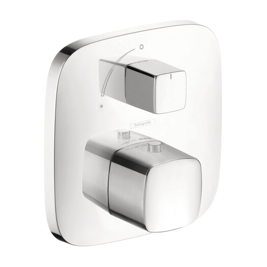 Hansgrohe PuraVida Thermostatic Trim with Volume Control