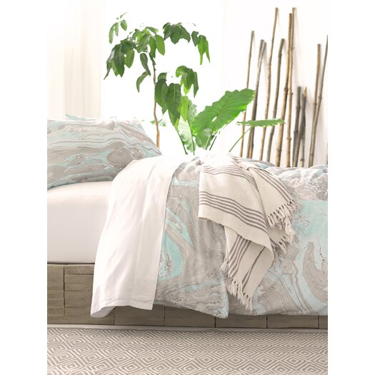 Pine Cone Hill Marble Duvet Cover