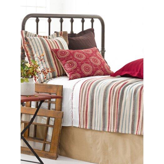 Pine Cone Hill Haute Lodge Ranch Cotton Blanket