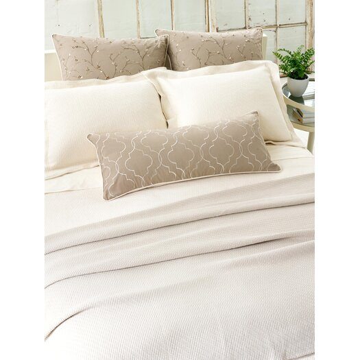 Pine Cone Hill Interlaken Matelasse Coverlet