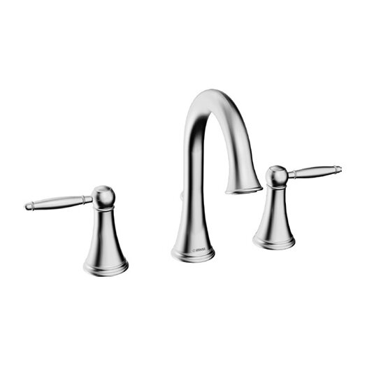 Hansa Hansaclassic Widespread Bathroom Faucet with Double Handles