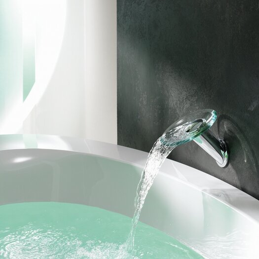Hansa HansaMurano Wall Mounted Tub Spout / Shower Head