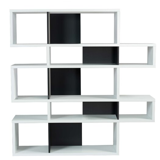 "Tema London Composition 63"" Bookcase"