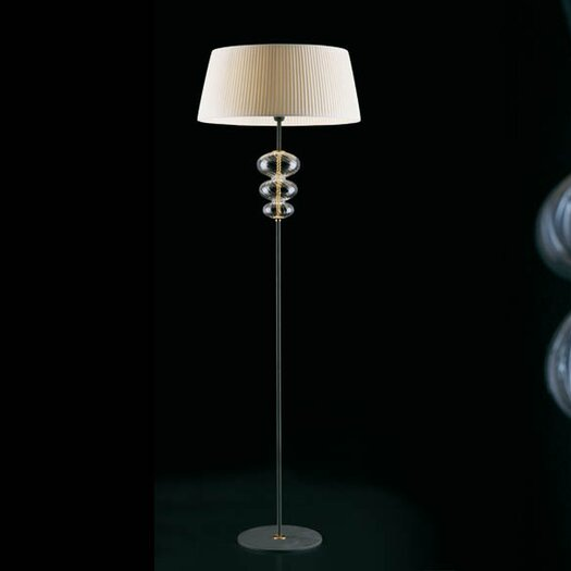 Vintage Musa Floor Lamp