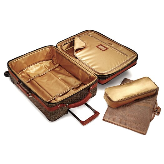 "Hartmann Wings Belting 25"" Spinner Suitcase"